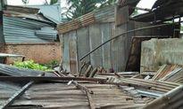 Đồng Nai: Mưa, gió lớn làm tốc hàng chục mái nhà dân