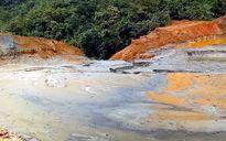Vụ vỡ đập chứa bùn thải: 7 lỗi vi phạm, xử phạt hơn 1 tỷ đồng