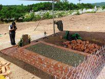 Mộ vợ vua bị san ủi ở Huế: Có thể điều chỉnh dự án bãi đỗ xe