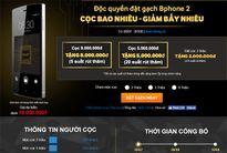 Hơn 1.000 người đã đặt cọc Bphone 2 trên website TGDĐ