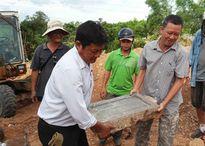 Bộ VH-TT&DL có ý kiến về vụ mộ vợ vua Nguyễn bị san ủi