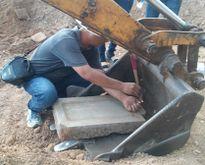 Có thể điều chỉnh dự án bãi đỗ xe để bảo vệ di tích lăng mộ vợ vua