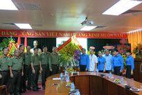 Bộ Công an chúc mừng Tổng LĐLĐVN nhân dịp 88 năm Ngày thành lập