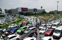 Sở GTVT TP.HCM: Chưa thể giải quyết được kẹt xe ở sân bay Tân Sơn Nhất
