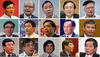 Chân dung 15 chuyên gia Tổ tư vấn kinh tế của Chính phủ