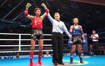 Đánh bại võ sĩ Thái Lan, Bùi Yến Ly vô địch Đại hội Thể thao thế giới