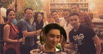 Seungri quẩy nhạc tưng bừng trong tiệc sinh nhật của bố bạn thân - Denis Đỗ