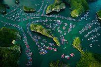 Ngắm Việt Nam đẹp như tiên cảnh qua góc ảnh từ trên cao