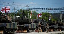 Gần 3 nghìn quân NATO rầm rộ tập trận tại Georgia giữa căng thẳng với Nga