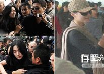 Sao Hoa ngữ 'vũ phu, côn đồ' với paparazzi không kém sao ngoại