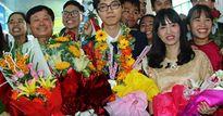Hé lộ phần thưởng nam sinh Huế đoạt HCV Olympic Sinh học 2017