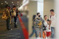 Tạ Đình Phong - Vương Phi cùng du lịch, Bá Chi đi với trai lạ