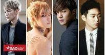 Hội F4 xứ Hàn ngập ngụa trong scandal