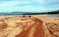 'Khoét ruột' lòng sông, bến bãi tập kết cát mọc lên như nấm