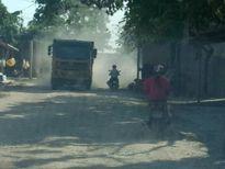 Thanh Hóa: Xe quá tải tung hoành trên tỉnh lộ 512
