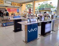 Điện thoại Vivo bắt đầu bán tại hệ thống Thế Giới Di Động