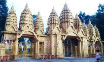 Ông Trầm Bê chi hàng trăm tỷ xây dinh thự và chùa vàng ở Trà Vinh