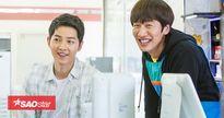 Song Joong Ki 'hắt hủi' Lee Kwang Soo, yêu cầu ông bạn thân ít gọi điện thoại