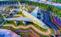 Khu vườn lớn nhất thế giới giữa sa mạc