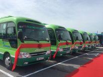 Hà Nội thay xe mới tuyến buýt số 28