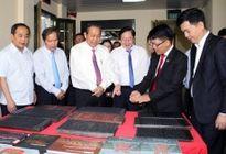 Tổ chức giới thiệu Di sản tư liệu thế giới Mộc bản triều Nguyễn với cộng đồng quốc tế