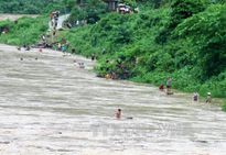 Điện Biên tìm thấy thi thể công nhân thủy điện bị nước cuốn trôi