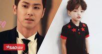 Để con trai trở thành người mẫu của SM, mỗi ngày mang thai fan cứng đều nhìn ảnh Yunho (TVXQ)