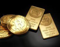 Bitcoin hiện đắt gấp 3 lần giá vàng