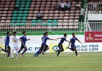 Khởi tranh vòng loại U21 Quốc gia 2017: Dàn sao trẻ V-League của U21 HAGL 'ngã ngựa' trước U21 PVF
