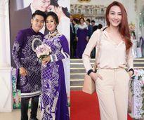 'Mất tích' sau lấy chồng đại gia, Ngân Khánh bất ngờ xuất hiện trong đám cưới Lê Phương