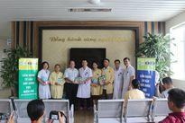 Bệnh nhân được đọc sách miễn phí ở Bệnh viện K