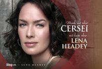 'Nữ hoàng Cersei' Lena Headey: Linh hồn của 'Game of Thrones'