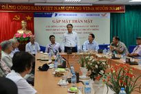 VNPT Hà Nội và Bưu điện Hà Nội gặp mặt các thế hệ lãnh đạo nhân dịp truyền thống Ngành