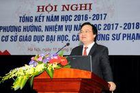 Bộ trưởng Phùng Xuân Nhạ: Đưa ra những giải pháp tốt nhất, nâng cao chất lượng giáo dục đại học