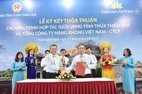 Vietnam Airlines tính tăng chuyến và mở đường bay mới đến Huế