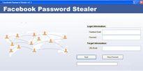 Hiểm họa từ phần mềm đánh cắp mật khẩu Facebook
