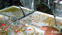 Chồng ăn trộm tiệm vàng, vợ đem vàng bán trúng... chủ tiệm