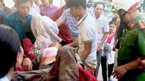 Nghệ An: Ẩu đả vì chuyện đất đai một người bị đâm chết, hai người bị thương