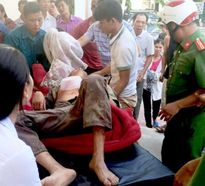 Nghệ An: Tranh chấp đất đai, kẻ chết, người bị đâm thủng ruột