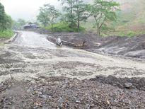 Nhanh chóng xử lý sạt lở sau lũ, thông đường Điện Biên