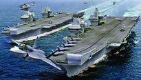 Phó nháy nghiệp dư cũng có thể hạ tàu sân bay Anh?