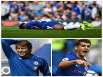 Góc chiến thuật Chelsea - Burnley: Conte dính đòn, Morata 'cứu giá' muộn