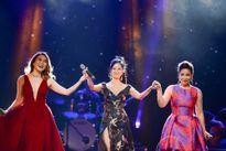 Mỹ Tâm gây ấn tượng với màn song ca cùng 4 diva nhạc Việt