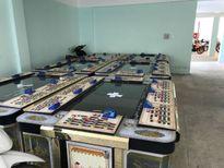 Triệt xóa ổ cờ bạc dạng game bắn cá của người Trung Quốc ở TP.HCM