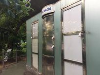 'Mỏi mắt' đi tìm nhà vệ sinh công cộng tại Hà Nội