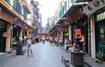 Hàng Cân có giá 'khủng' nhất trục 'phố Tây' Hà Nội