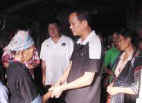 Mưa lớn khiến 2 người thiệt mạng, 1 người mất tích tại Lào Cai