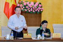 Phiên họp thứ 13 UBTVQH: Thành lập lực lượng Kiểm ngư là rất cần thiết
