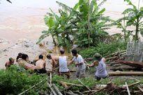 Lào Cai: Lũ quét làm 2 người chết, 1 người mất tích