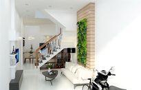 Tư vấn thiết kế làm nhà 2,5 tầng ở Sài Gòn với 640 triệu